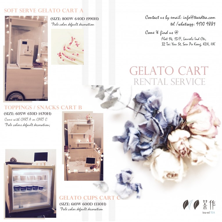 Ice-cream Cart for hire!